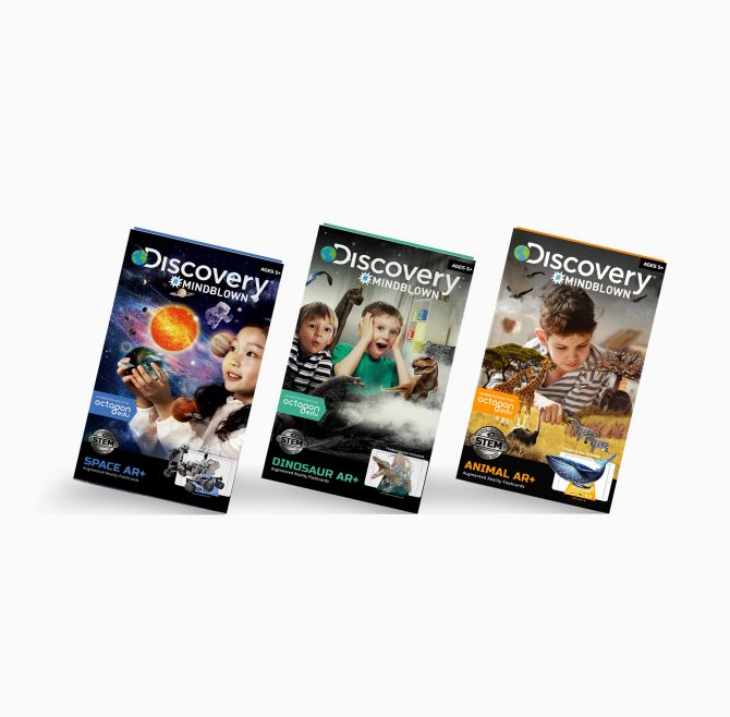 Discovery Cards - Octagon Studio